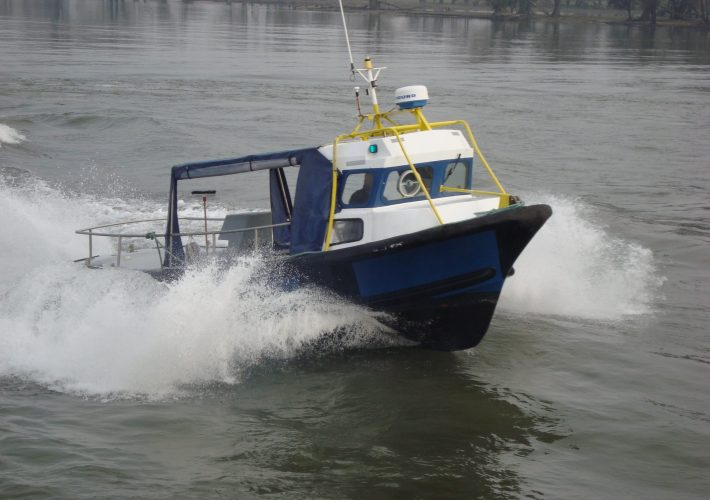 Quick response vessel Donald kln